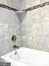 Ceramic Tile Tub Surround - 6617 GREENLEAF ST, SPRINGFIELD