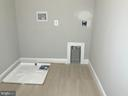Laundry on Upper Level - 6617 GREENLEAF ST, SPRINGFIELD