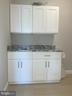 Laundry on Upper Level with Granite Countertop - 6617 GREENLEAF ST, SPRINGFIELD