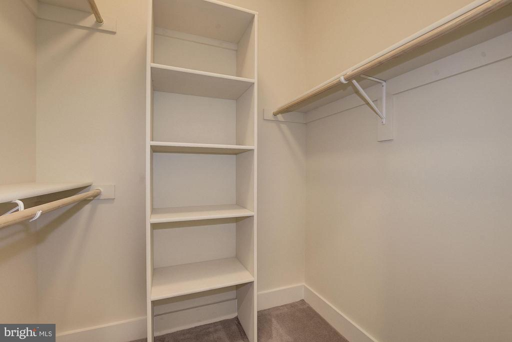 Bountiful closet space. - 10106 DICKENS AVE, BETHESDA