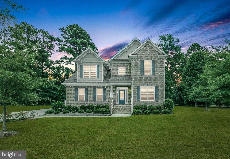 Single Family Homes للـ Sale في Chesapeake, Virginia 23322 United States