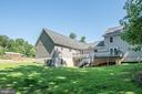 Back of home - 2843 GARRISONVILLE RD, STAFFORD
