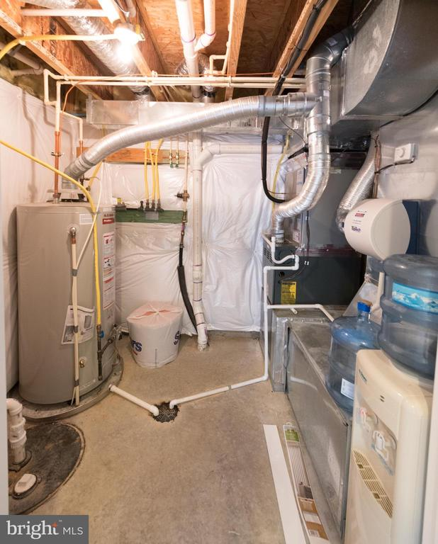 Utility room - 18494 QUANTICO GATEWAY DR, TRIANGLE