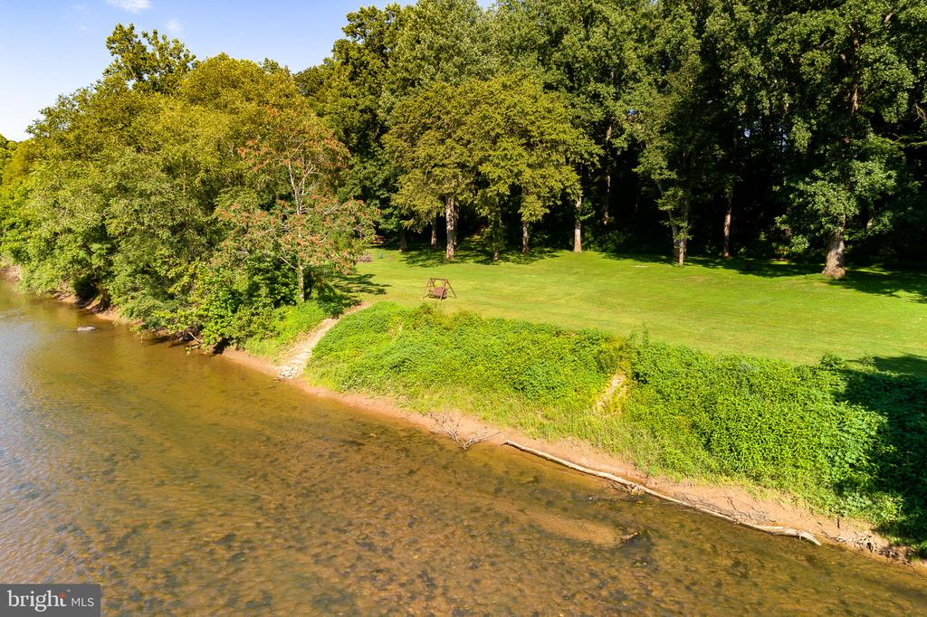 Gorgeous Flat Cleared Area By The River - 1205 SPOTSWOOD DR, LOCUST GROVE