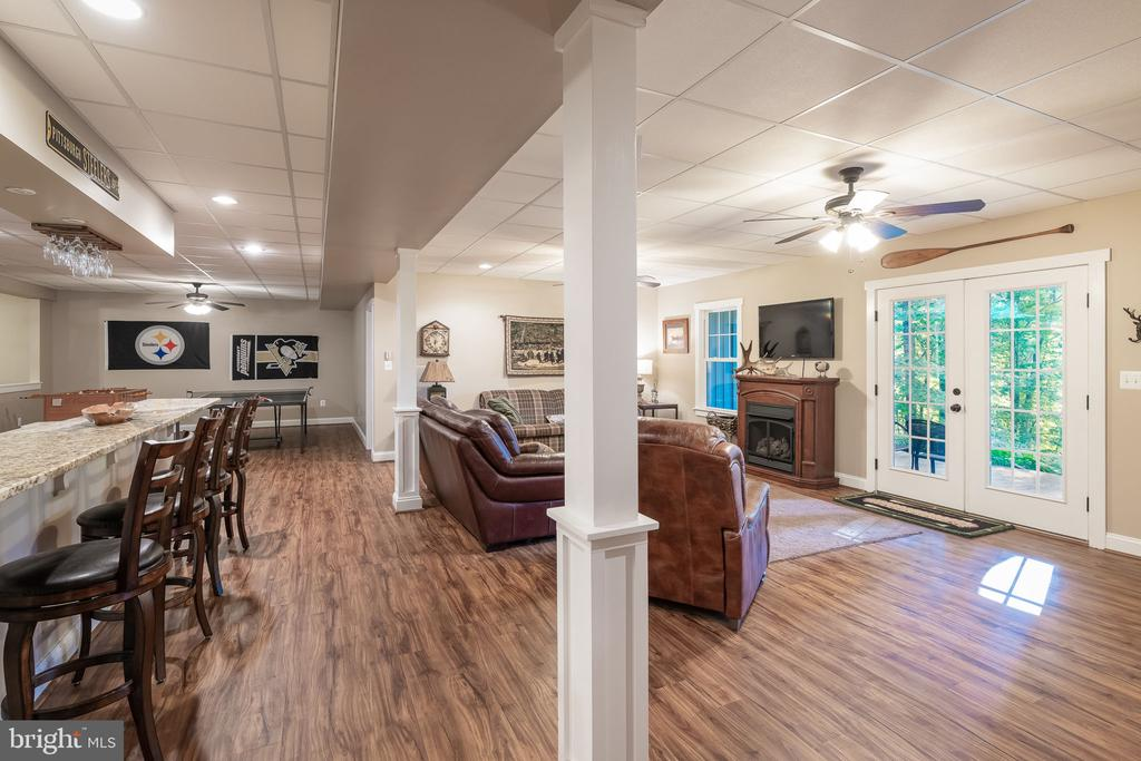 Fully Finished Basement! - 1205 SPOTSWOOD DR, LOCUST GROVE