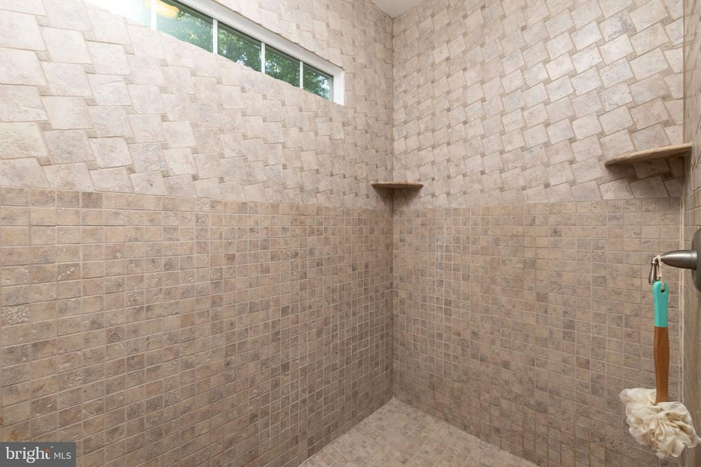 Large Walk- In Shower - 1205 SPOTSWOOD DR, LOCUST GROVE