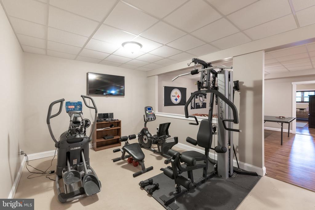 Exercise Room - 1205 SPOTSWOOD DR, LOCUST GROVE