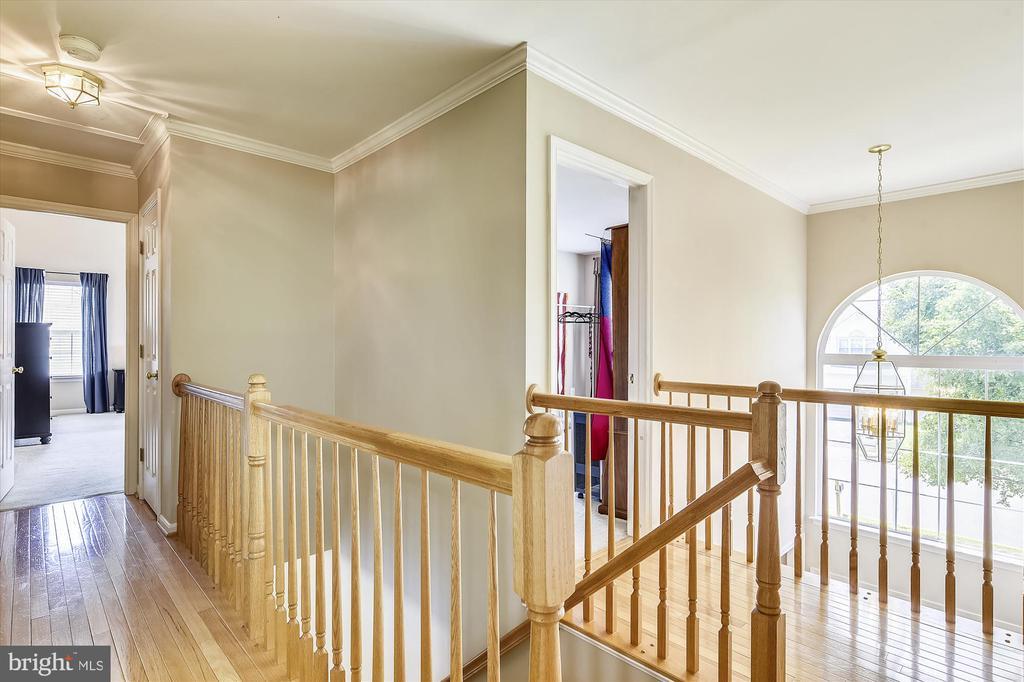 Upper Level Hallway - 9309 MICHAEL CT, MANASSAS PARK