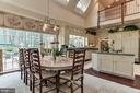 Large, Eat In Kitchen - 11610 HIGHLAND FARM RD, POTOMAC