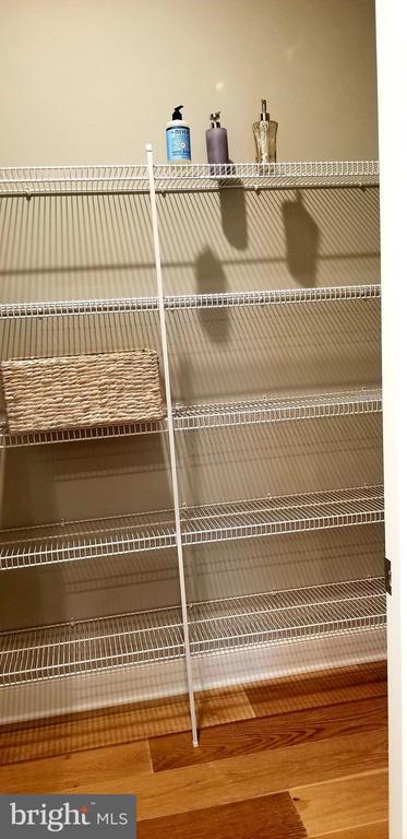 Linen Closet - 600 W K ST, PURCELLVILLE