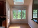 breakfast room w/sunlight - 43863 HIBISCUS DR, ASHBURN