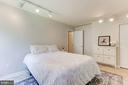 Bedroom #4 - Makes a Great Mother-in-Law Suite! - 12335 COLERAINE CT, RESTON