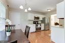 Kitchen - Open Concept Floor Plan - 12335 COLERAINE CT, RESTON