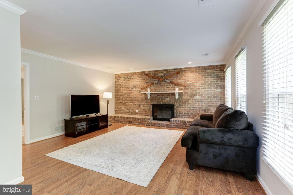 Family Room / Rec Room / Play Room / Flex Room - 12335 COLERAINE CT, RESTON