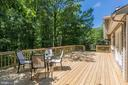 BRAND NEW DECK - ABSOLUTELY GORGEOUS! - 12335 COLERAINE CT, RESTON