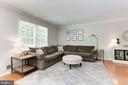 Living Room - Spacious, Great for Entertaining! - 12335 COLERAINE CT, RESTON