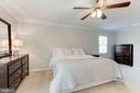 Master Bedroom - Overhead Lighting - 12335 COLERAINE CT, RESTON