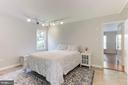 Bedroom #4 - Makes a Great Nanny Suite! - 12335 COLERAINE CT, RESTON