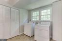Laundry Room - 12335 COLERAINE CT, RESTON