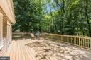 BRAND NEW DECK - SO LARGE, SO SPACIOUS, SO PERFECT - 12335 COLERAINE CT, RESTON