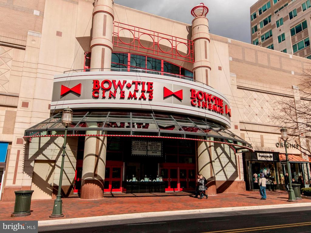 Reston Town Center Movie Theatre - 12335 COLERAINE CT, RESTON