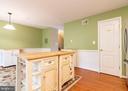 Kitchen - 127 EMORY WOODS CT, GAITHERSBURG