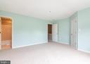 Master Bedroom - 127 EMORY WOODS CT, GAITHERSBURG