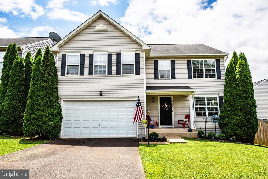 Welcome Home! - 1911 MARTINA WAY, CULPEPER