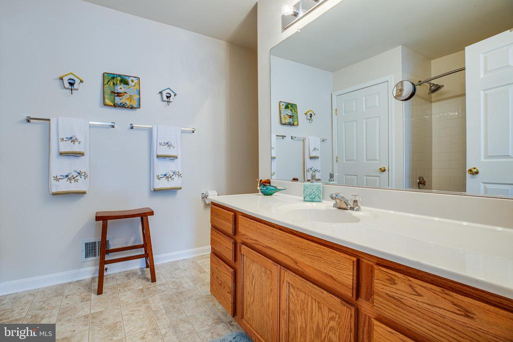 Master Bath - 1911 MARTINA WAY, CULPEPER