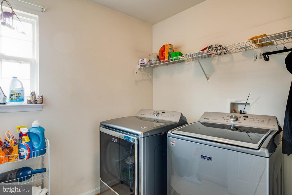 Upstairs Laundry Room - 1911 MARTINA WAY, CULPEPER