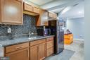Basement Wet Bar - 1911 MARTINA WAY, CULPEPER