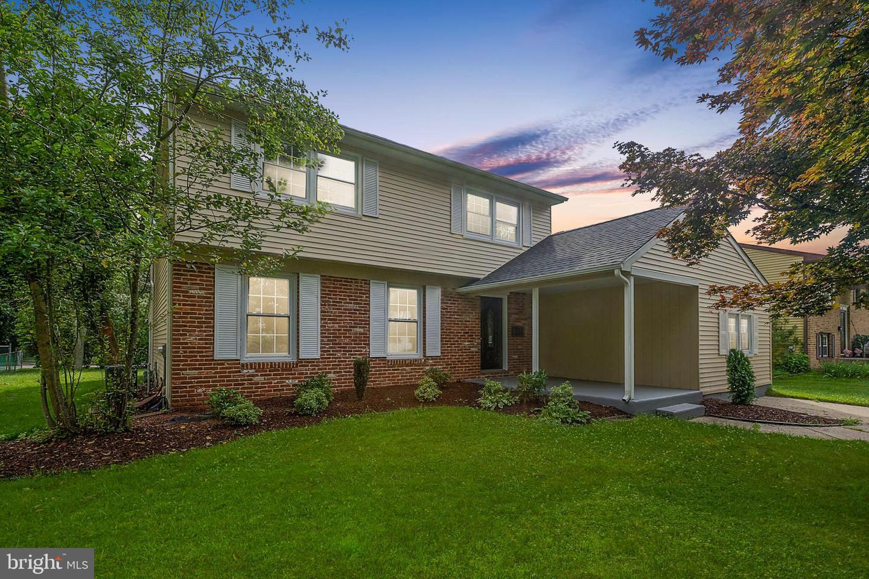 Single Family Homes pour l Vente à Glendora, New Jersey 08029 États-Unis