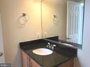Granite top Vanity sink in Bath - 3629 38TH ST NW #304, WASHINGTON