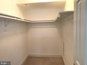 Walk-in Closet for Bedroom - 3629 38TH ST NW #304, WASHINGTON