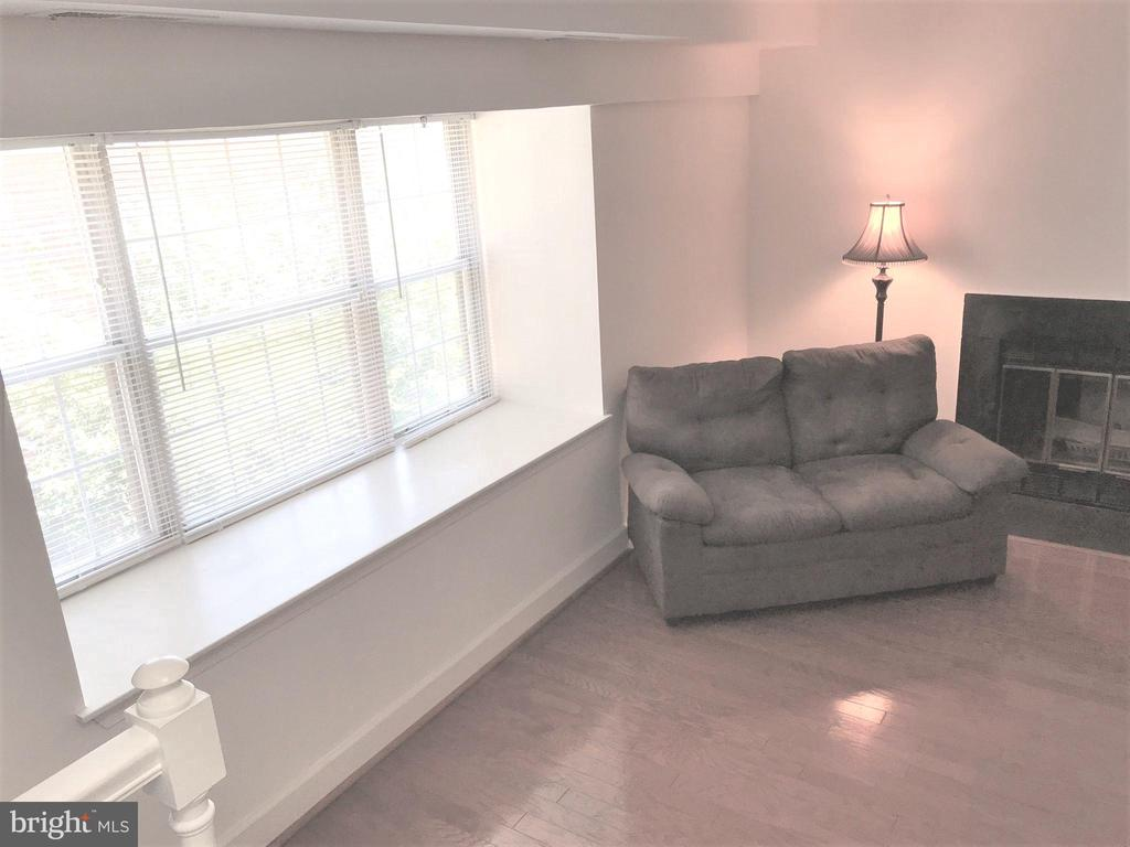 Living Room Window brings in lots of light. - 3629 38TH ST NW #304, WASHINGTON