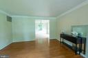 living room - 403 GARY CT, STERLING