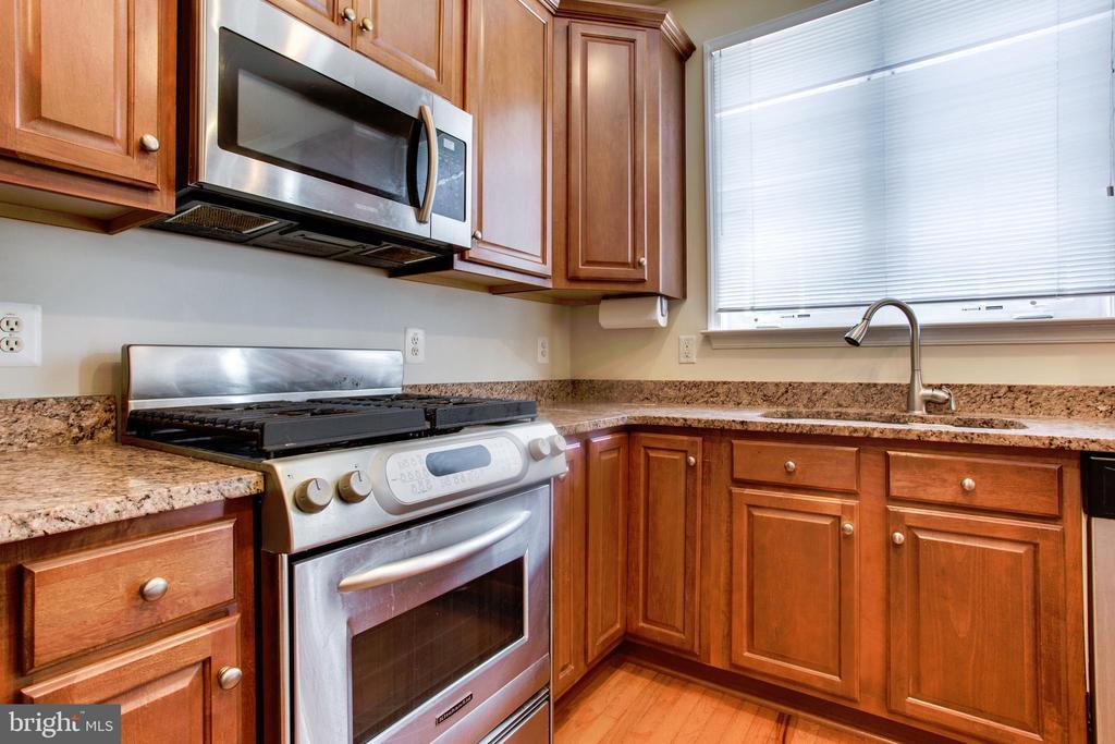 Kitchen - 525 ODENDHAL AVE, GAITHERSBURG