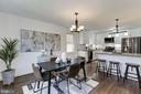 Gourmet Kitchen - 1745 BUCHANAN ST NE, WASHINGTON