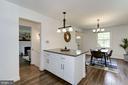 Gleaming Hardwood Floors - 1745 BUCHANAN ST NE, WASHINGTON