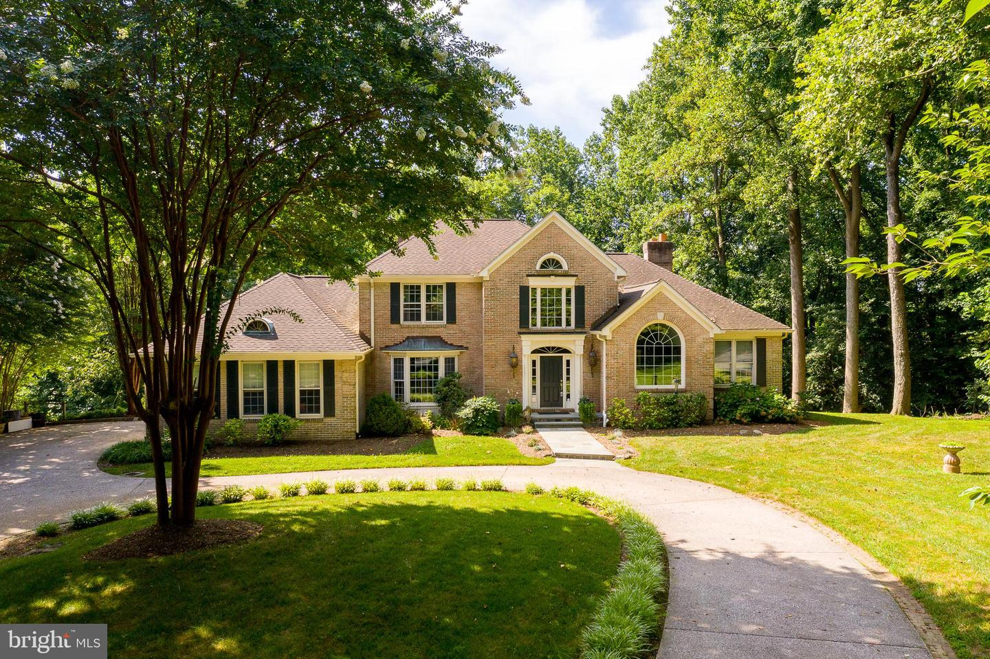 Single Family Homes for Sale at Davidsonville, Maryland 21035 United States
