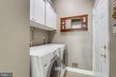 Laundry Room - 20439 FITZHUGH CT, POTOMAC FALLS