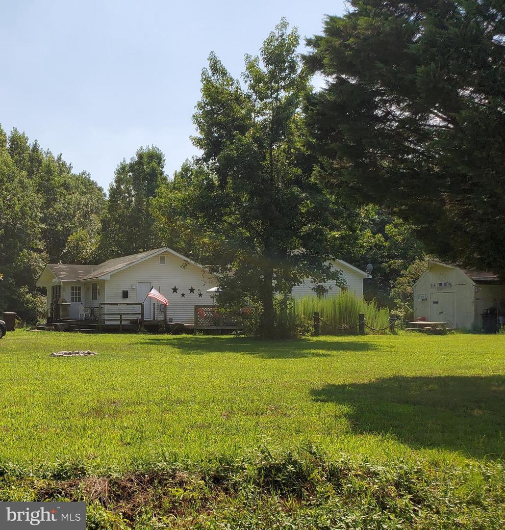 Single Family Homes per Vendita alle ore Bishopville, Maryland 21813 Stati Uniti