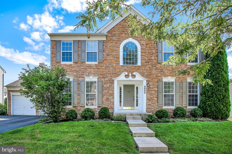 Single Family Homes pour l Vente à Perry Hall, Maryland 21128 États-Unis