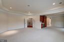 Large Master Bedroom - 9668 MAYMONT DR, VIENNA