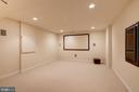 Media Room - 9668 MAYMONT DR, VIENNA