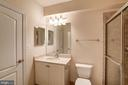Lower Level Full Bath #1 - 9668 MAYMONT DR, VIENNA