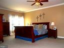 Expansive Retreat  Bedroom - 22910 PEACH TREE RD, CLARKSBURG