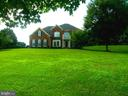 ..Nicely situated on a hill - 22910 PEACH TREE RD, CLARKSBURG