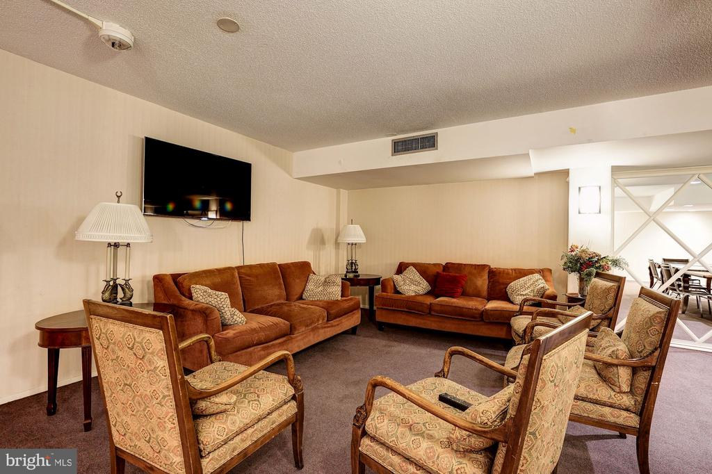 Community Party Room - 1808 OLD MEADOW RD #1416, MCLEAN