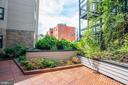 Landscaped Courtyard - 1550 11TH ST NW #303, WASHINGTON